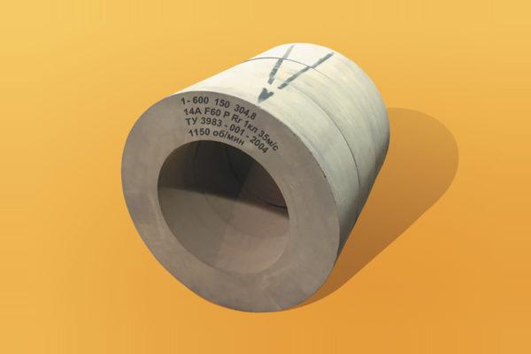 Круги шлифовальные и полировальные на специальной вулканитовой связке «Резинол-В»